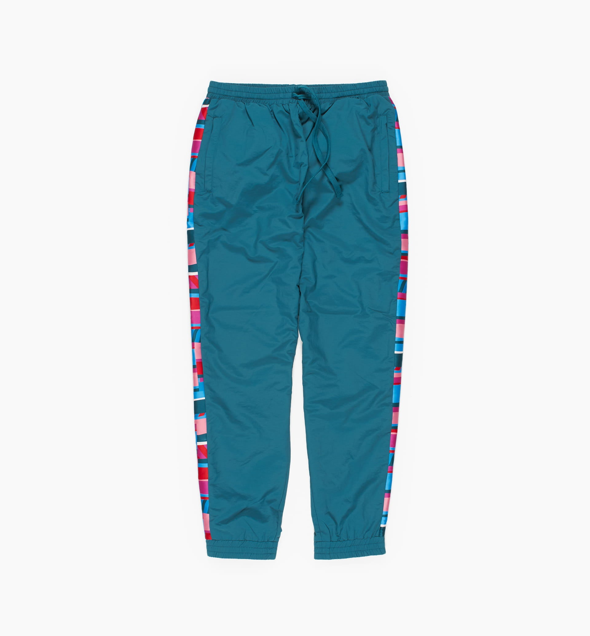 Parra - premium stripes track pants
