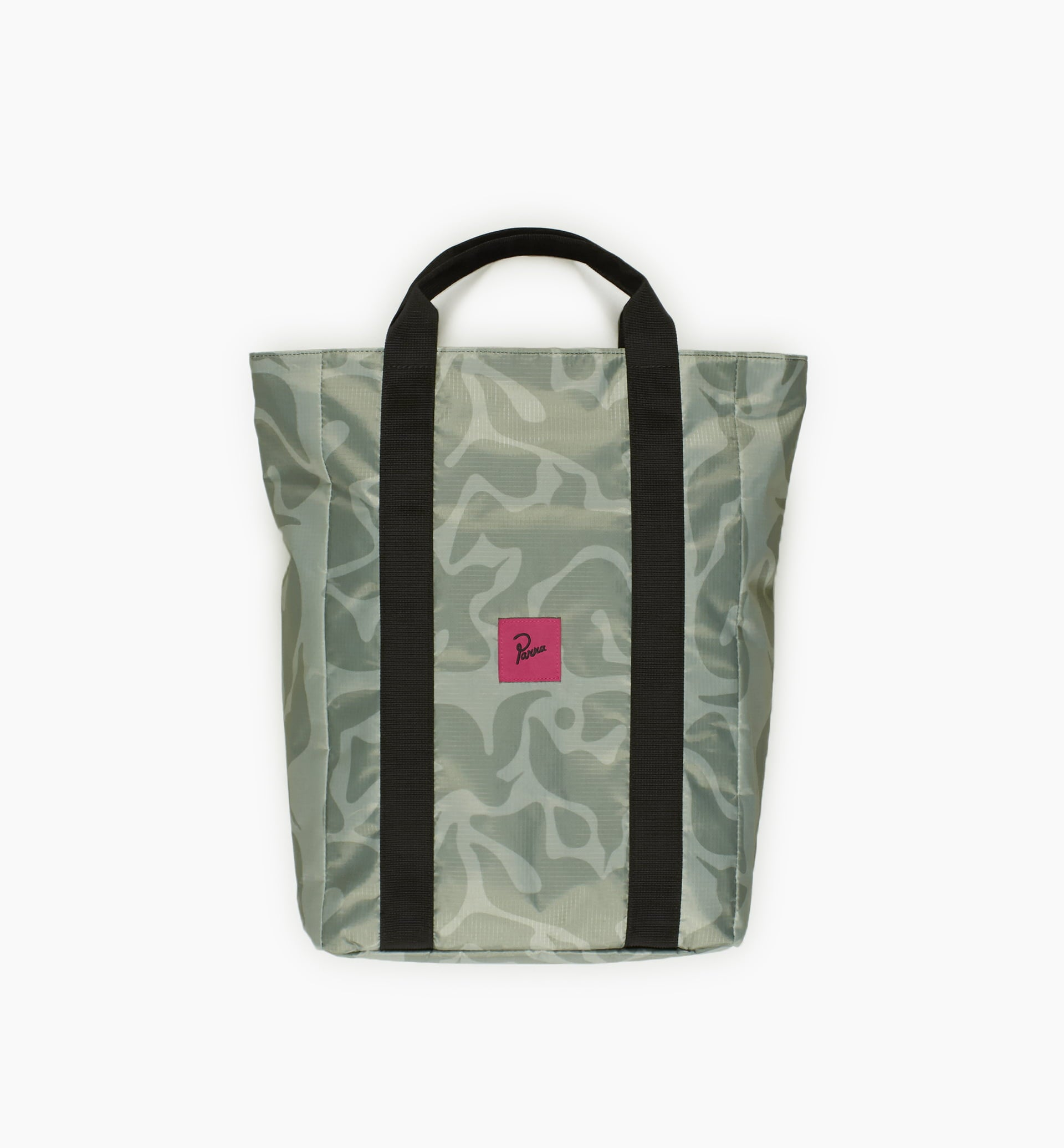 Parra - bird camo tote bag