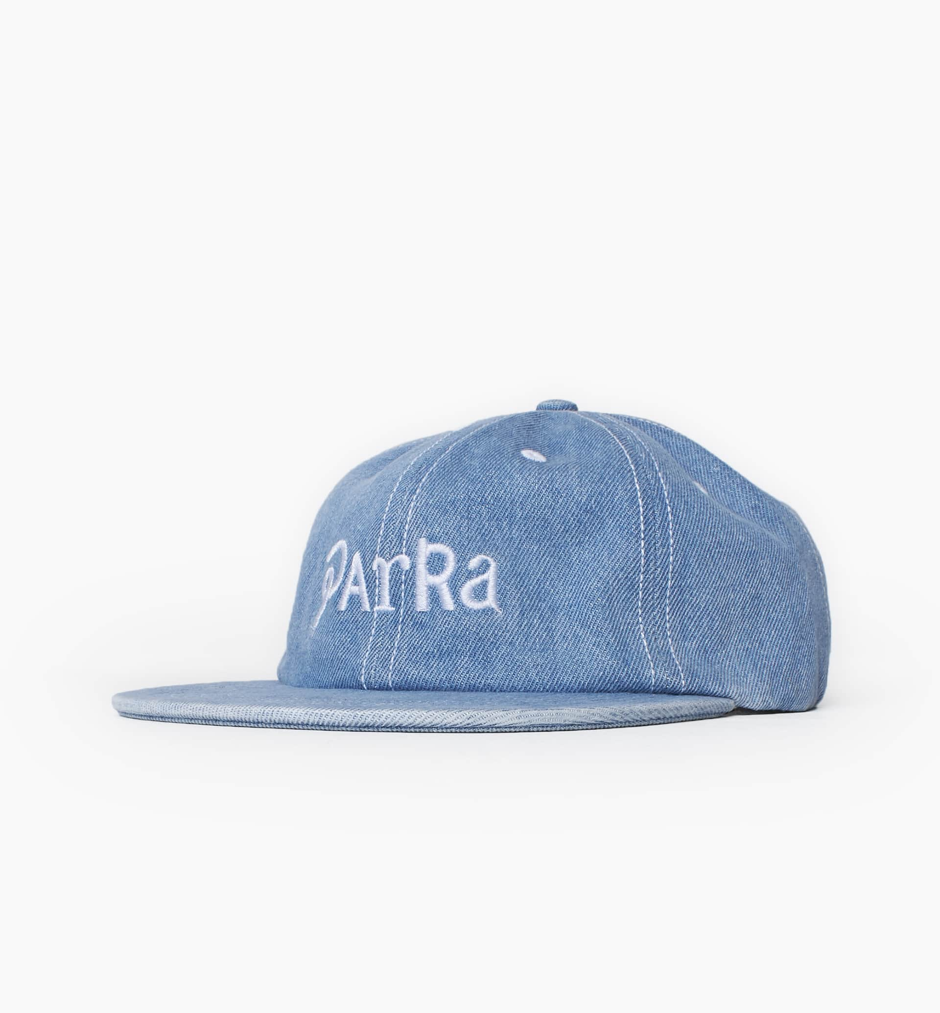 Parra - script mix logo 6 panel hat