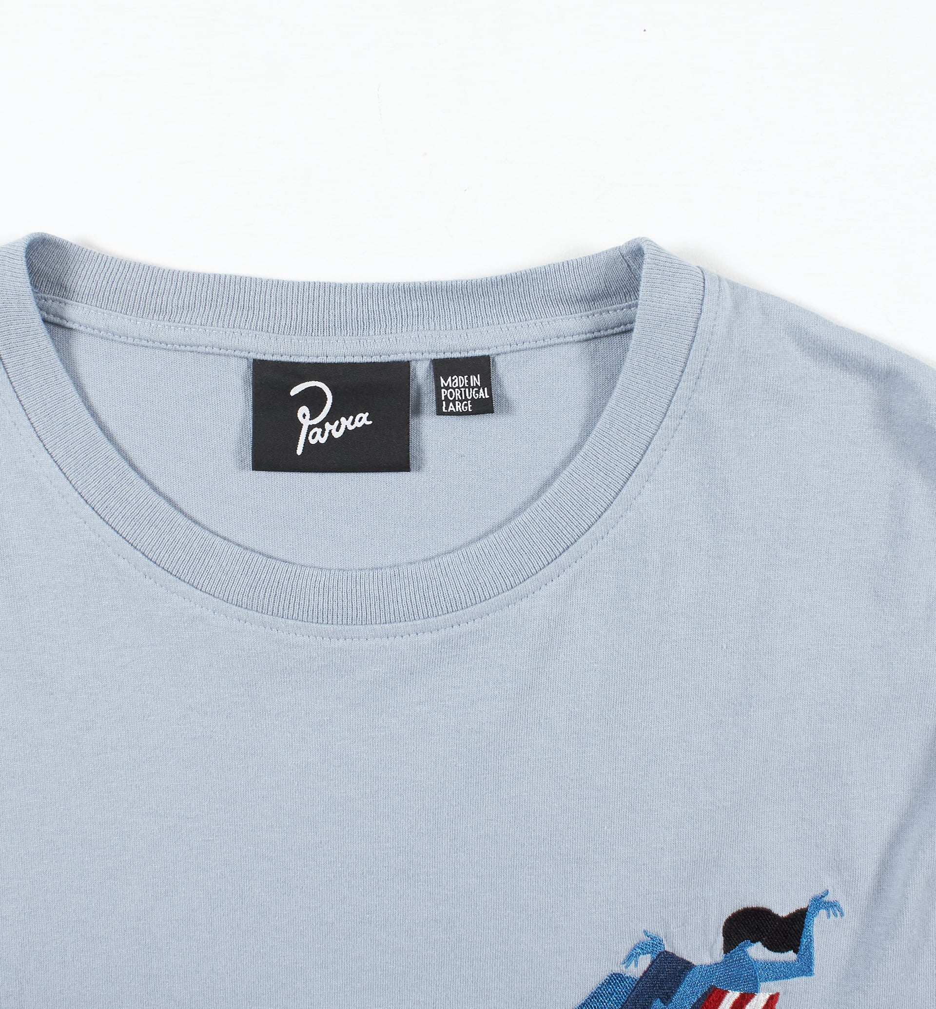 Parra - madame beach t-shirt