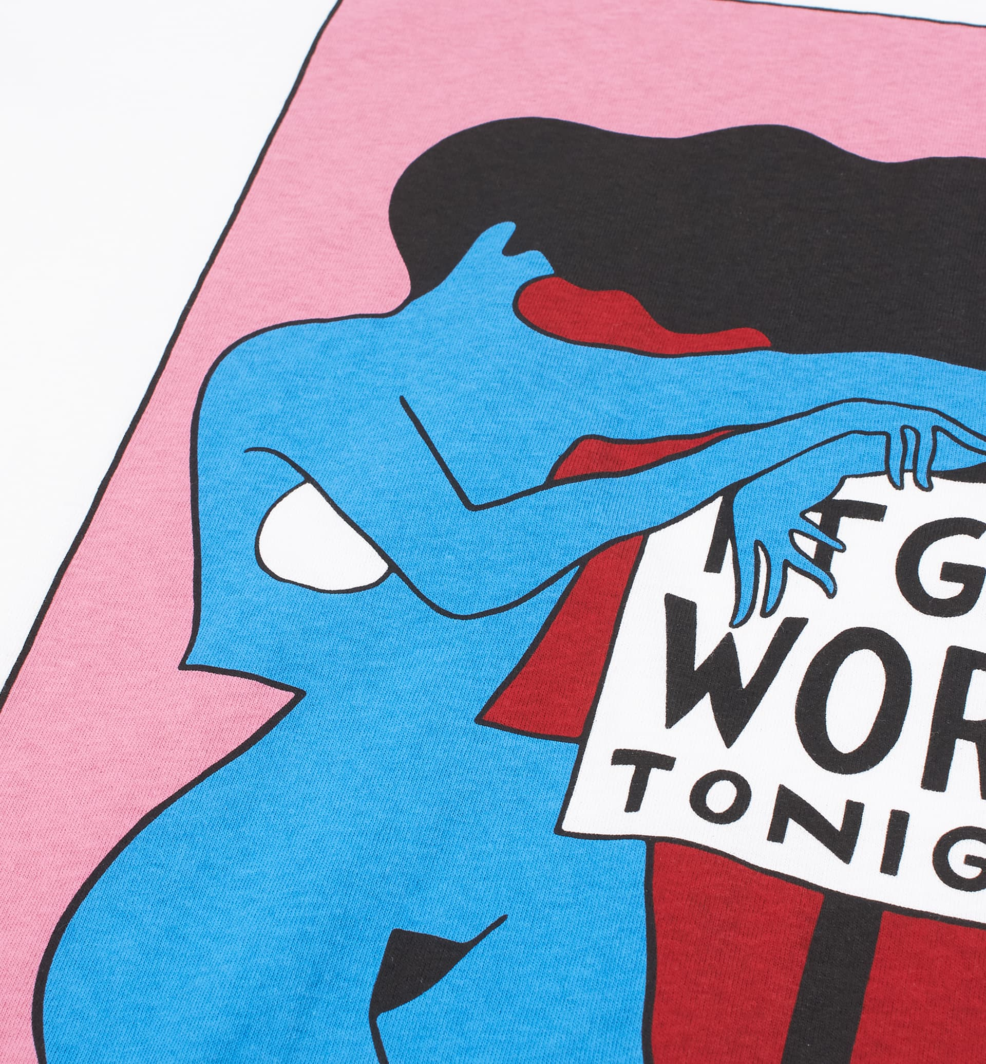 Parra - it gets worse t-shirt