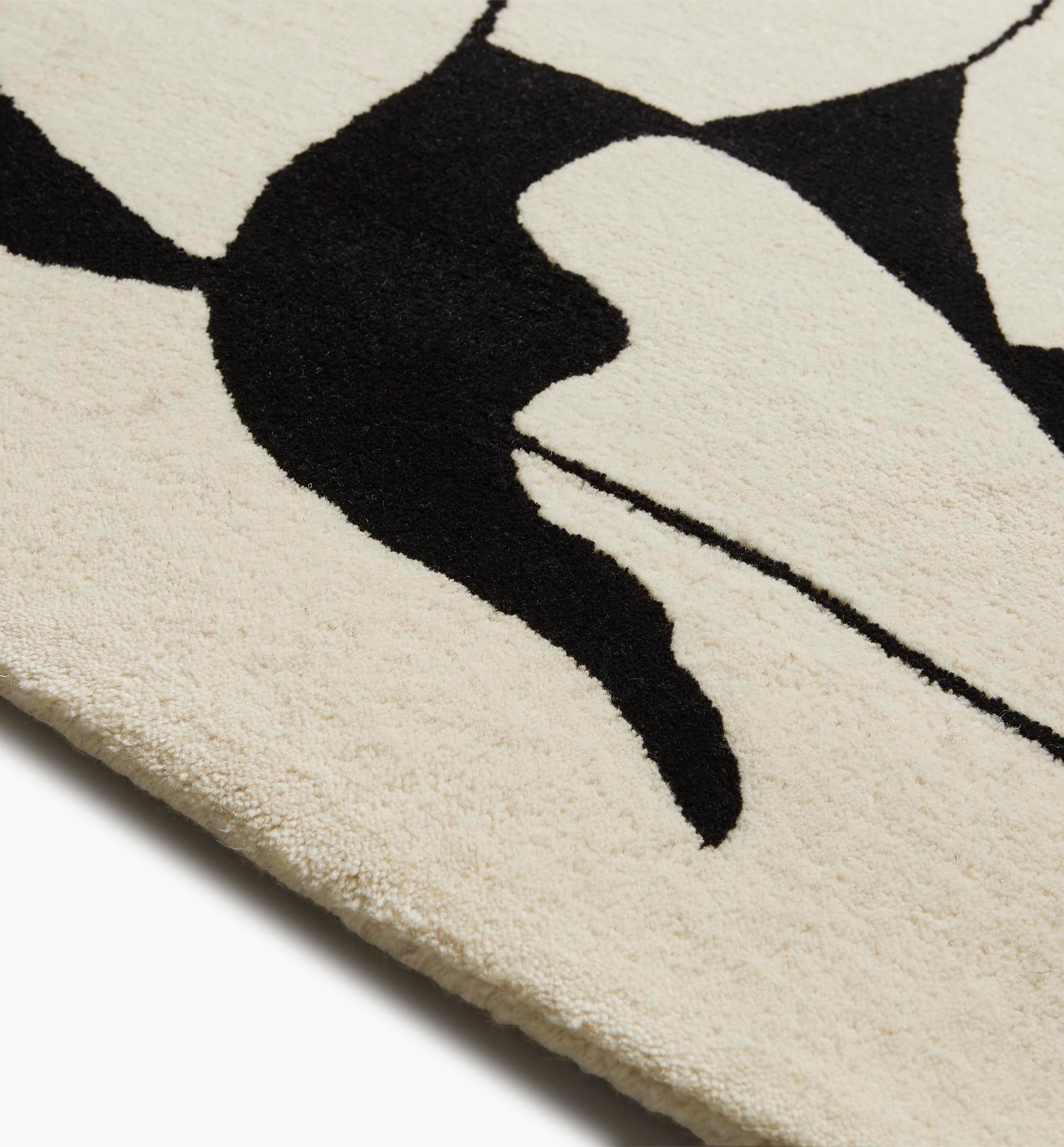 Parra - ironica tufted rug