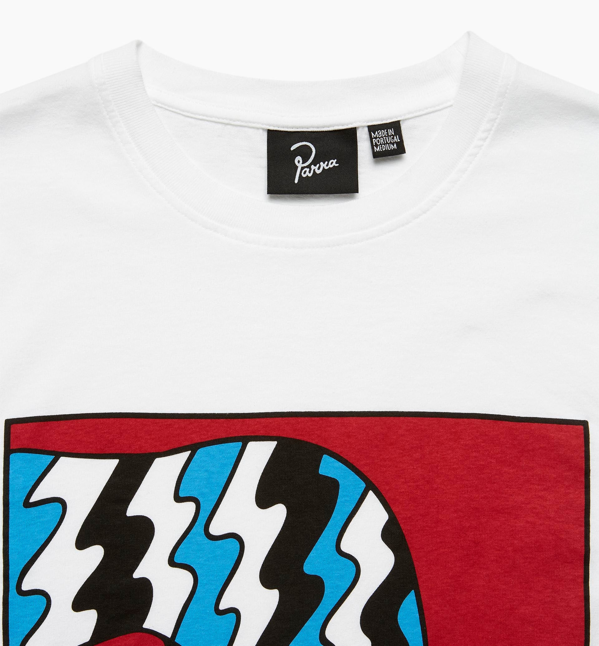 Parra - dog tail static t-shirt