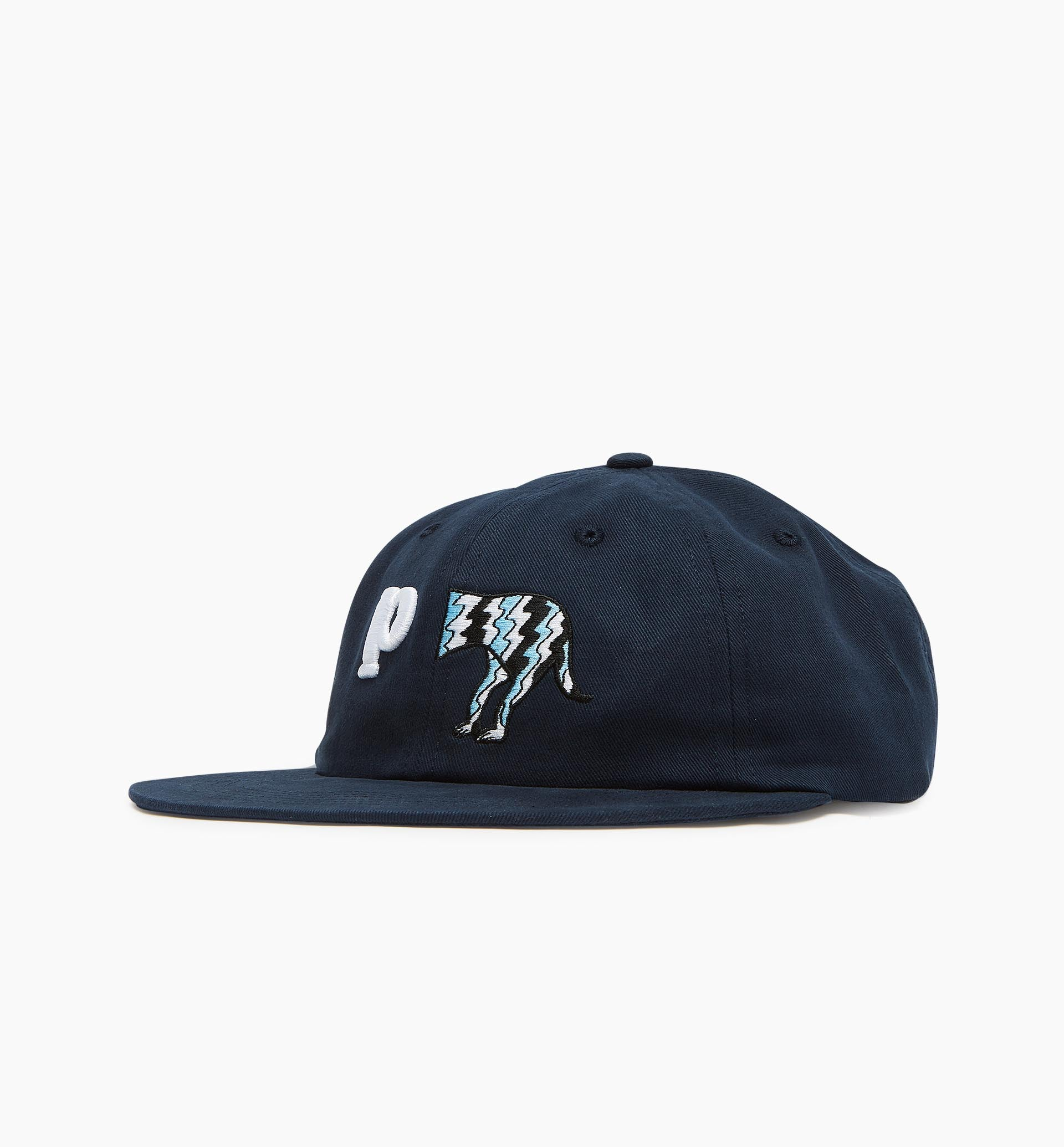 Parra - dog tail P 6 panel hat