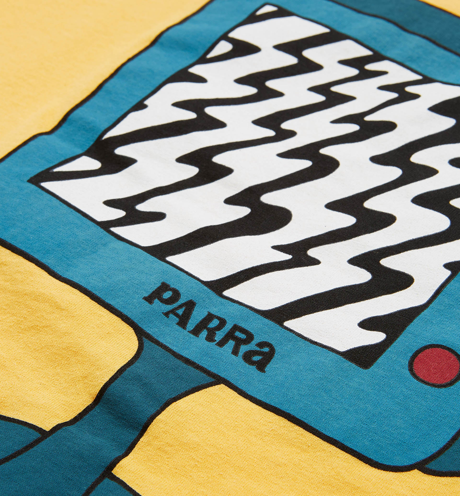 Parra - channel zero t-shirt