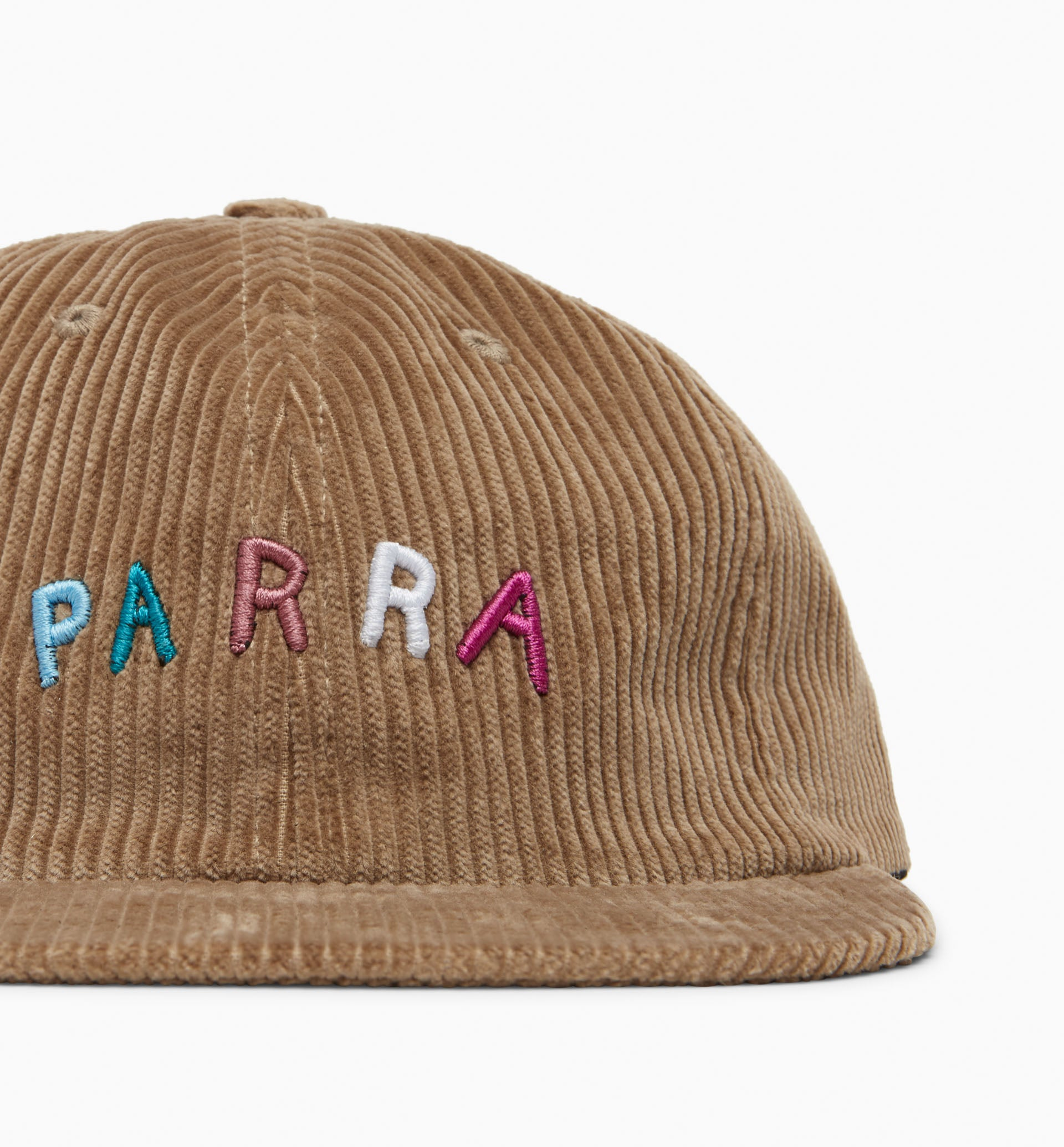Parra - fonts are us 6 panel hat
