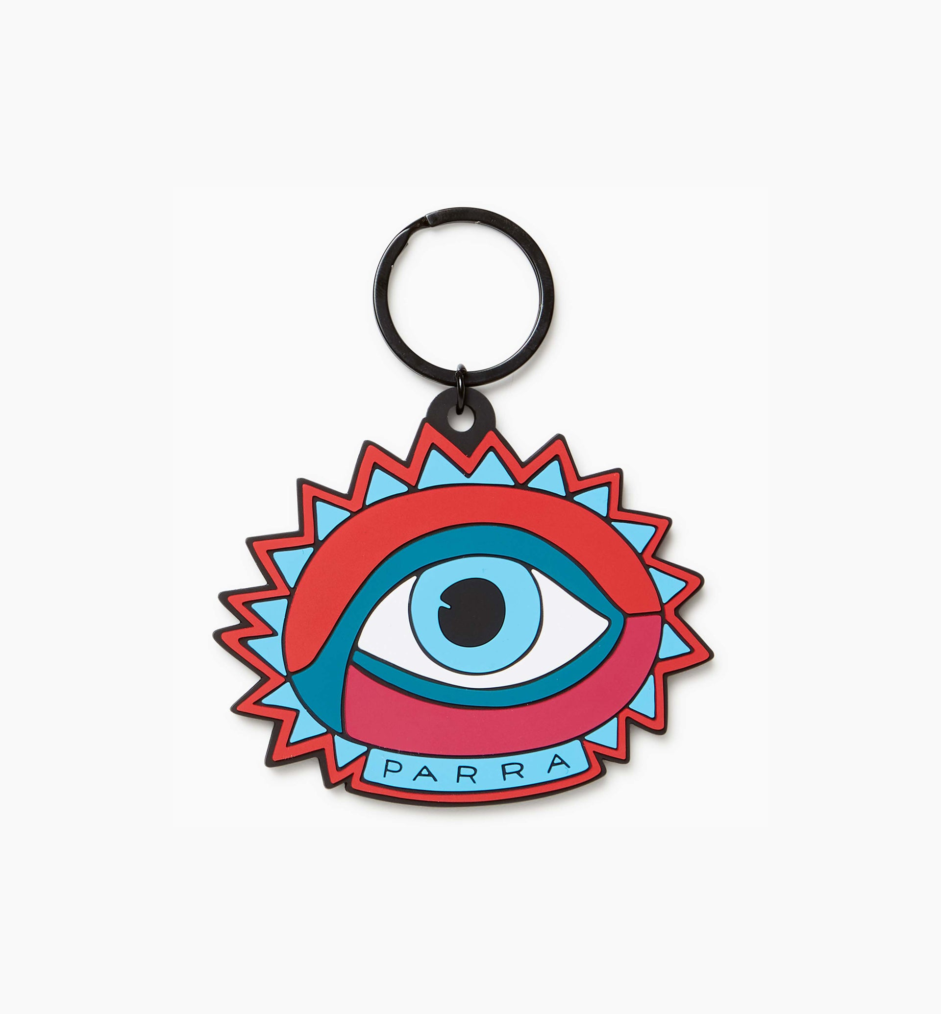 Parra - open eye key chain