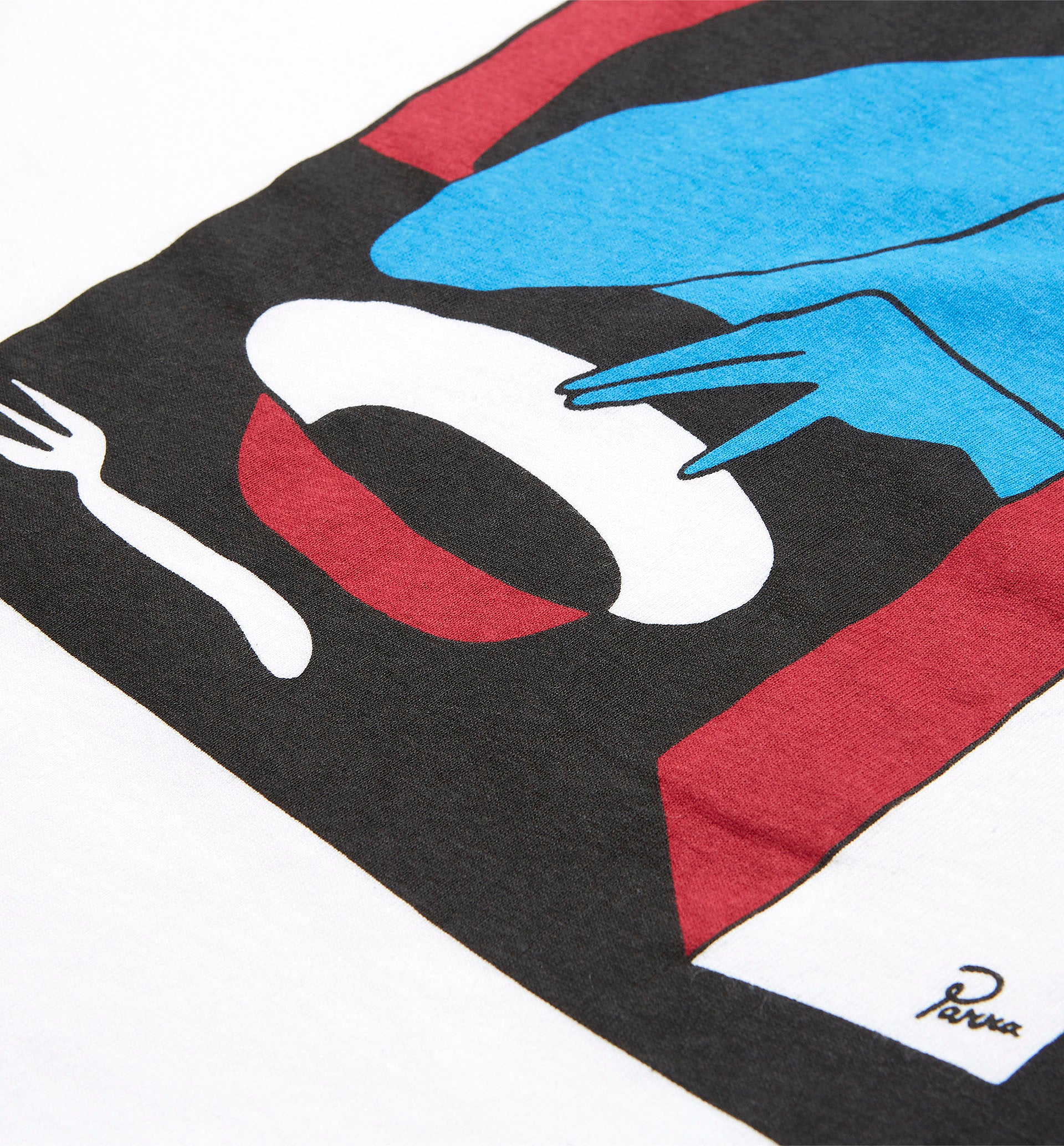 Parra - lost all will fast t-shirt