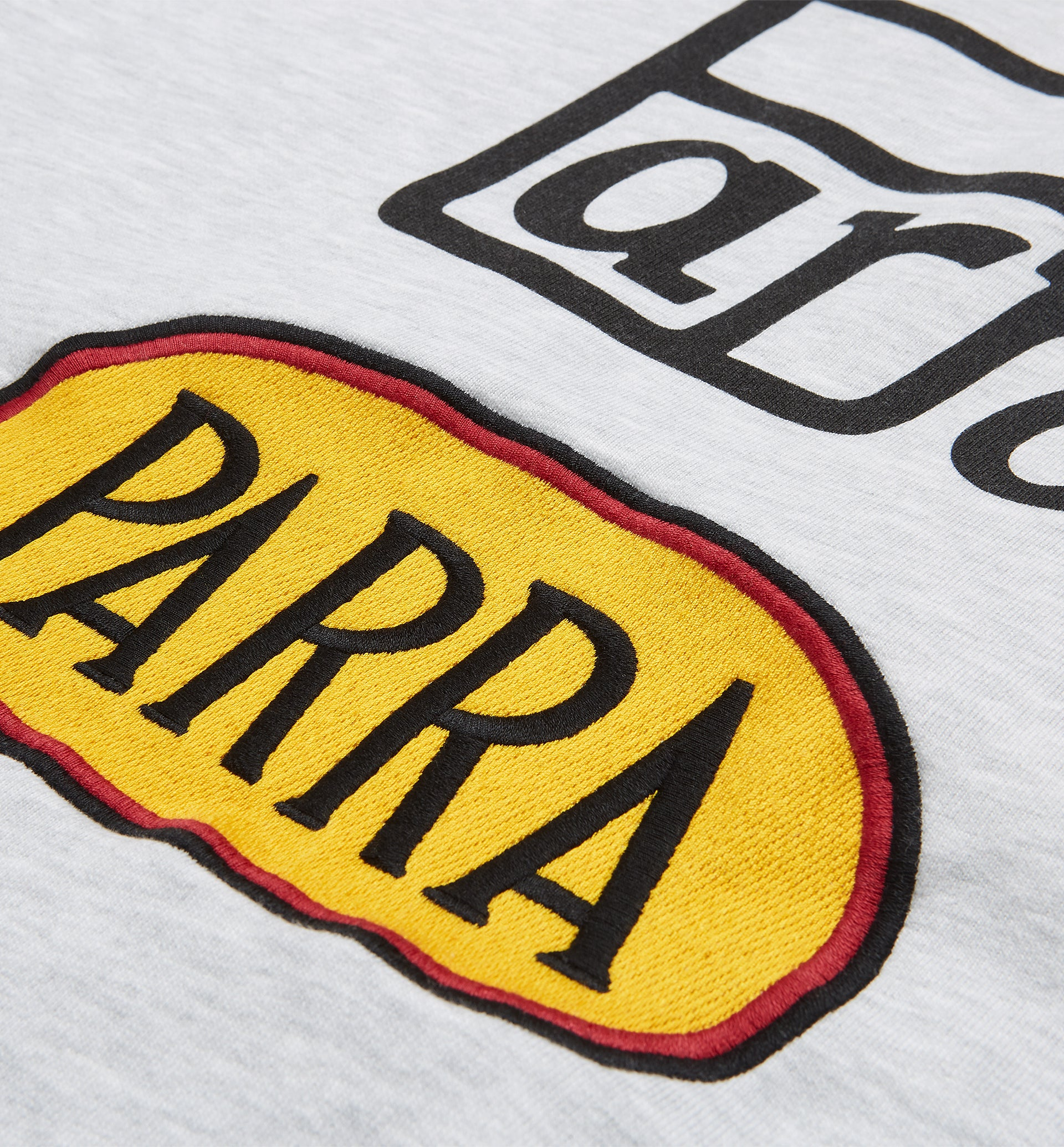 Parra - racing fox crew neck sweatshirt