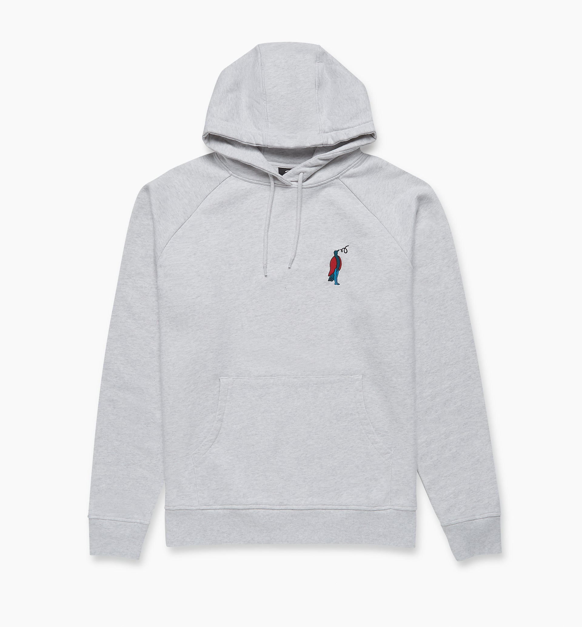 Parra - staring hooded sweatshirt