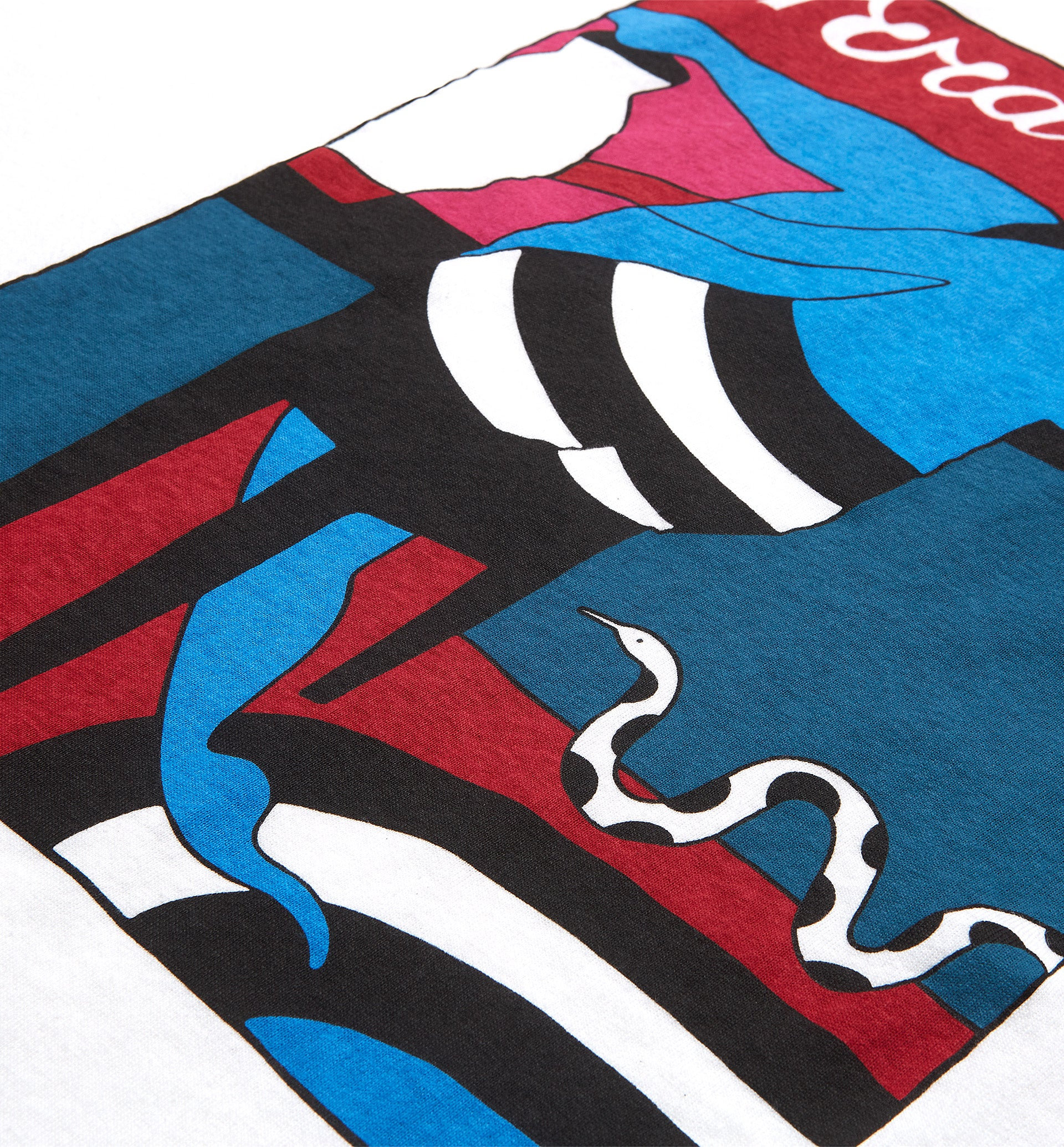 Parra - bar messy t-shirt