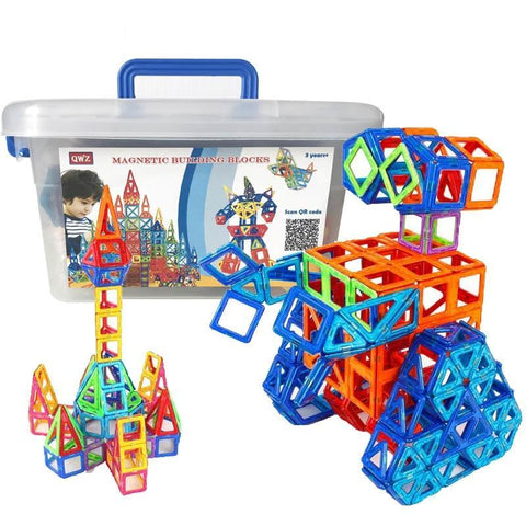 Magnetic Designer Construction Set Model