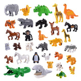 Animal Series Model Figures Big Building