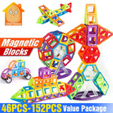 Magnet Toys Building Magnetic Construction