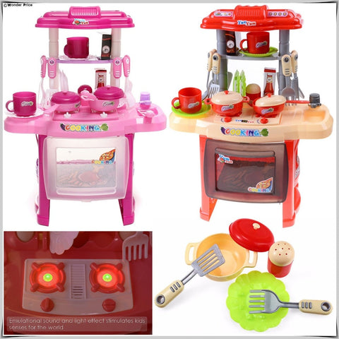 Kids Kitchen Set Children Kitchen Toys