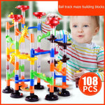 Baby Track Building Block Educational Block Toy