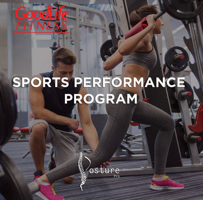 SPORTS PERFORMANCE PROGRAM - Posturepro Canada