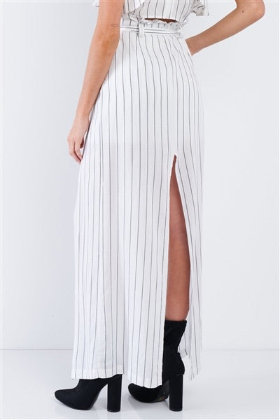 Cascade striped SET