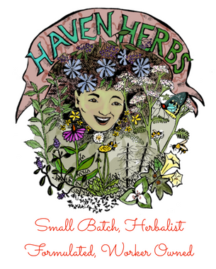 Haven Herbs logobabe