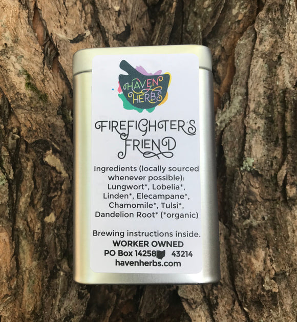 Firefighter's Friend Tisane