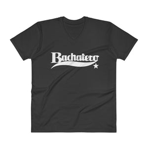 Men's Bachatero Star V-Neck T-Shirt