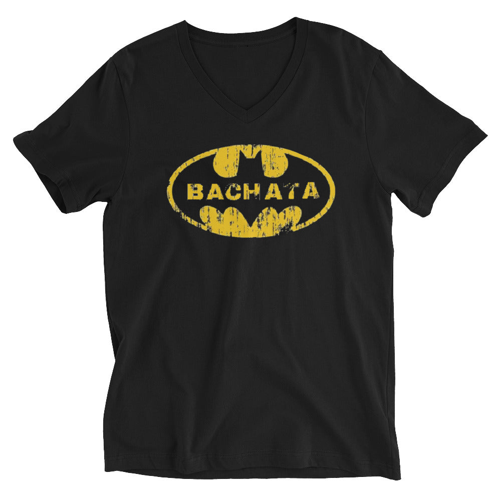 Men's Batman V-Neck T-Shirt
