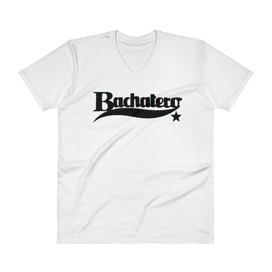 Men's Bachatero V-Neck T-Shirt