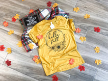 Load image into Gallery viewer, HELLO FALL TEE