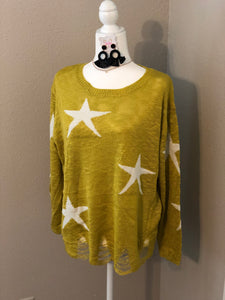 SHINE BRIGHT SWEATER