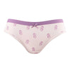 Ladies Micromodal Spandex Mini Briefs (5 Pieces) Assorted Colours - DLD0001M