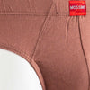 Underwear Cotton Mini Briefs (5 Pieces) Assorted Colours - MUD0033M