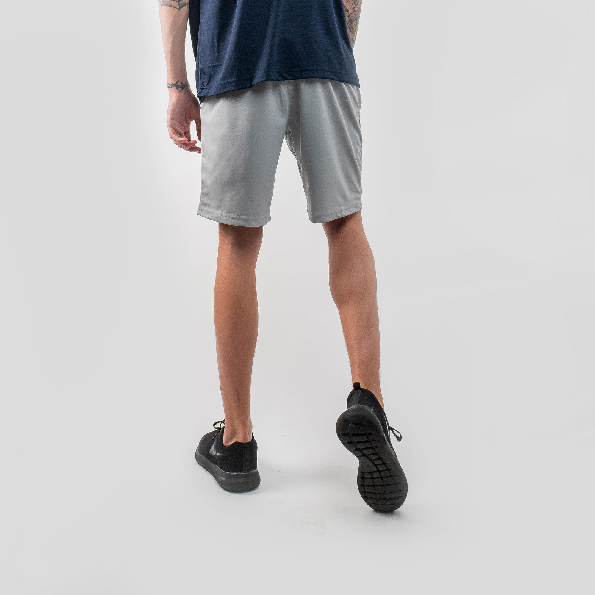 Dri-Fit Training Sports Shorts - Grey/ Navy/ Black 65640