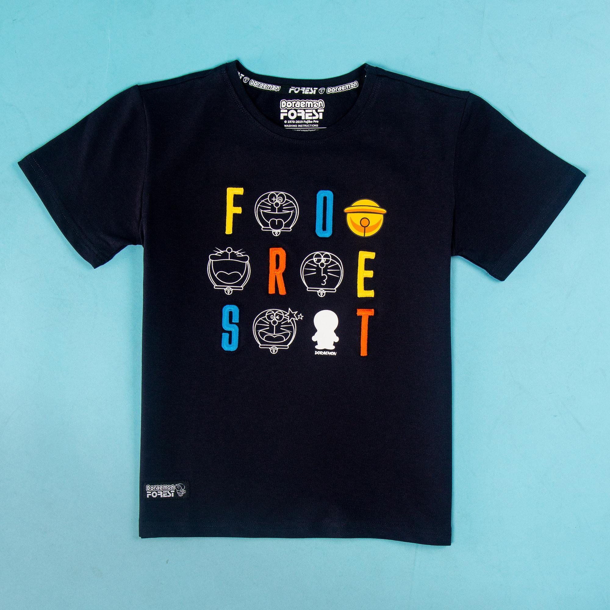 Kids Round Neck Tee - FDK2001-33