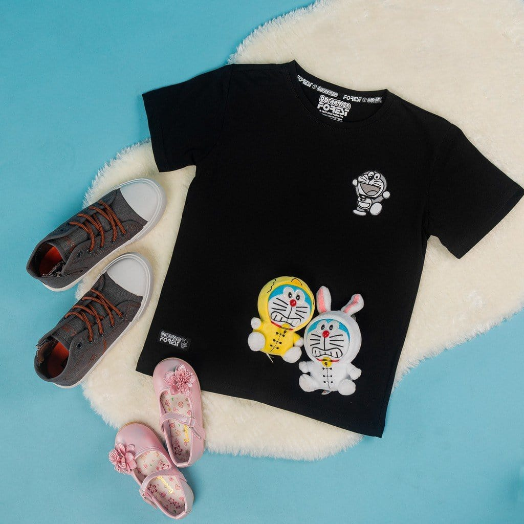Kids Round Neck Tee - FDK2007-01