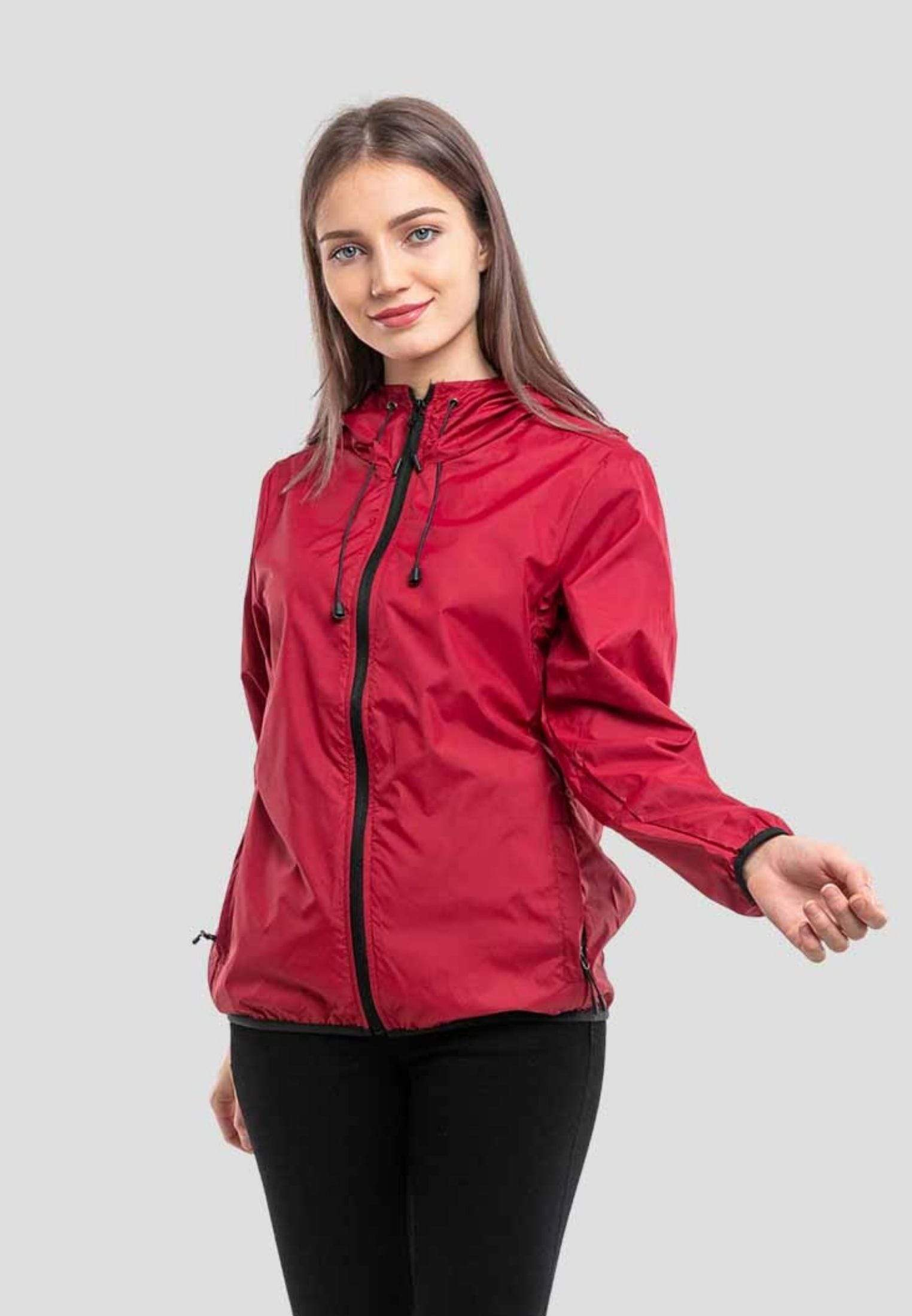 Windbreaker Water Repellent Jacket  - 830109