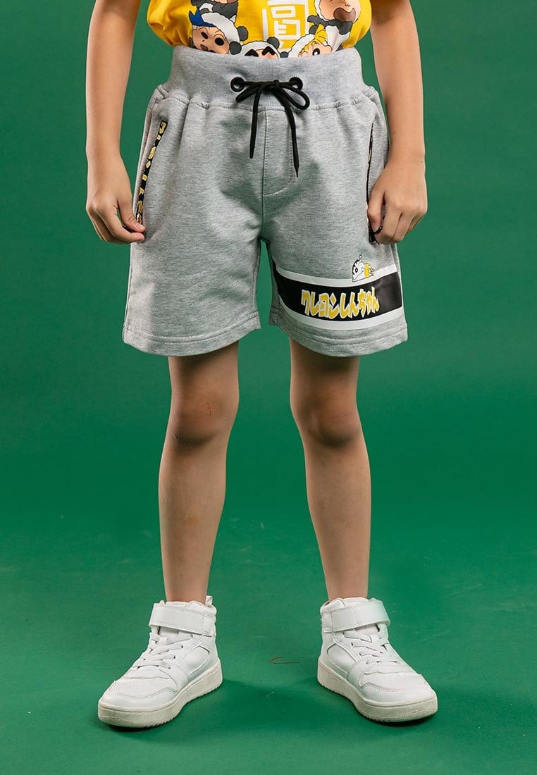 Shinchan Kids Unisex Premium Printed Short Pants - FCK6502