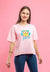 Spongebob Cotton Terry Short Cut Tee - FS820007