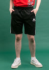Shinchan Taping And Premium Printed Logo Short Pants - FC65001