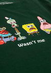 Forest X Spongebob Kids Printed Short Sleeve Tee - FSK2005