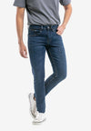Denim Stretchable Slim Cut Jeans - 610177