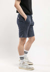 Embroidered Casual Short Pants - 665046