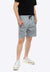 Elastic Waist Leisure Short Pants - 665058