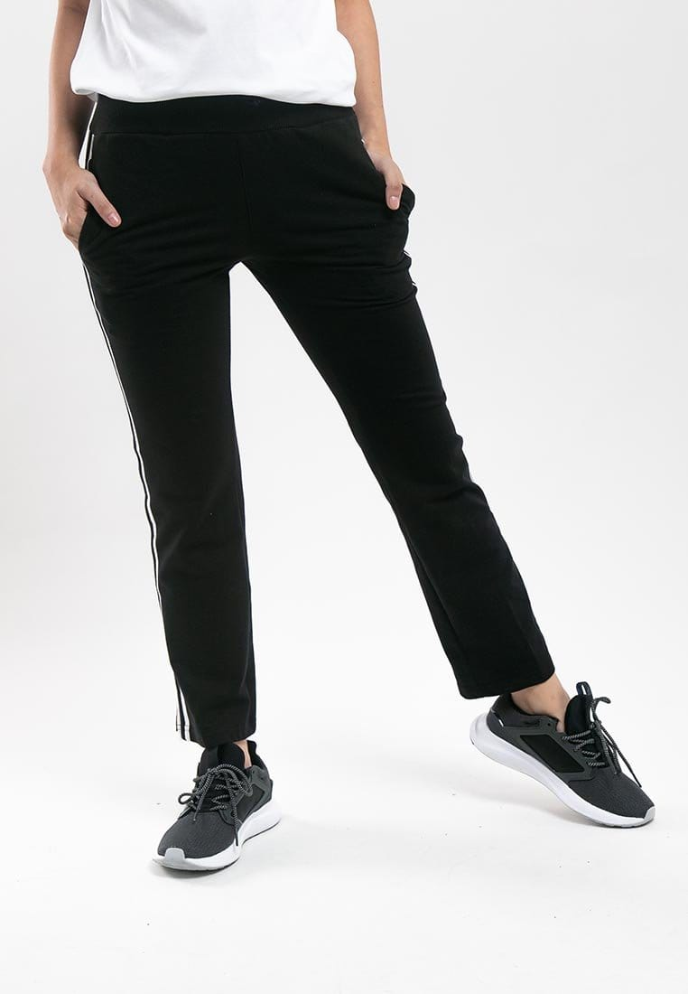 Ladies Straight Cut Stripe Pants - 810408