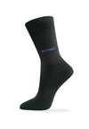 Tencel Full Length Casual Socks ( 3 Pairs ) Assorted Colours -  BSF1016W