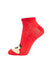 Shinchan Cotton Spandex Sport Ankle Socks ( 2 Pair ) Assorted Colours - CSF0005T
