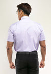Short Sleeve Regular Fit Business Wear - 14018087B