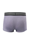 Underwear Microfiber Spandex Trunks ( 2 Pieces  ) Assorted Colours - MUD0038S