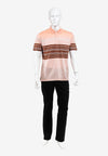 Short Sleeve Regular Fit Double Mercerized Tee Shirt - 16220004