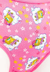 Spongebob Microfiber Spandex Midi Panties ( 3 Pieces ) Assorted Colours - SLD0002D
