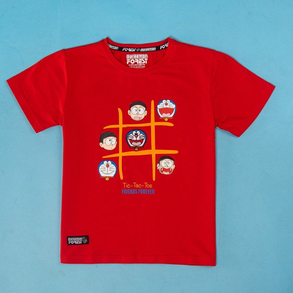 Kids Round Neck Tee - FDK2002-51